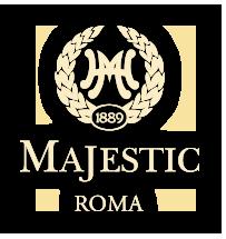 Hotel Majestic Roma Logo