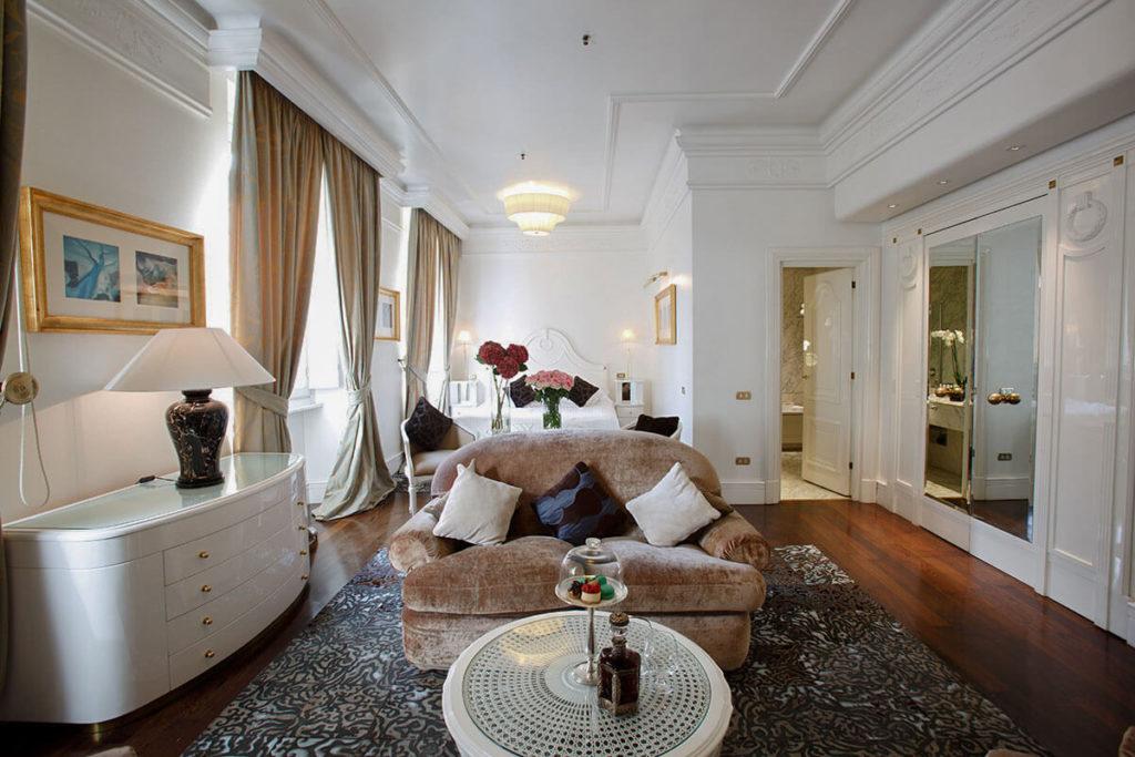 Hotel Majestic Roma - Junior Suite