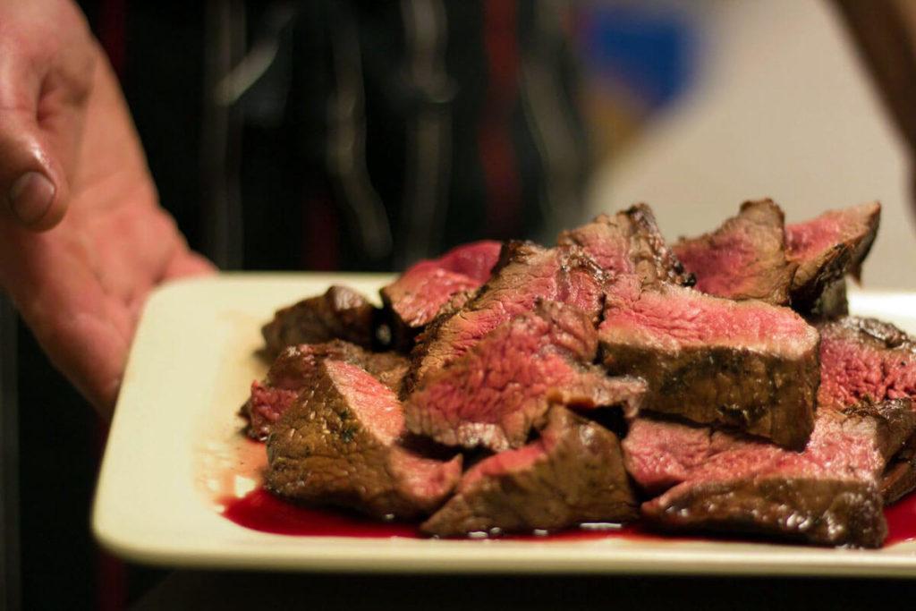 La carne del Beefbar
