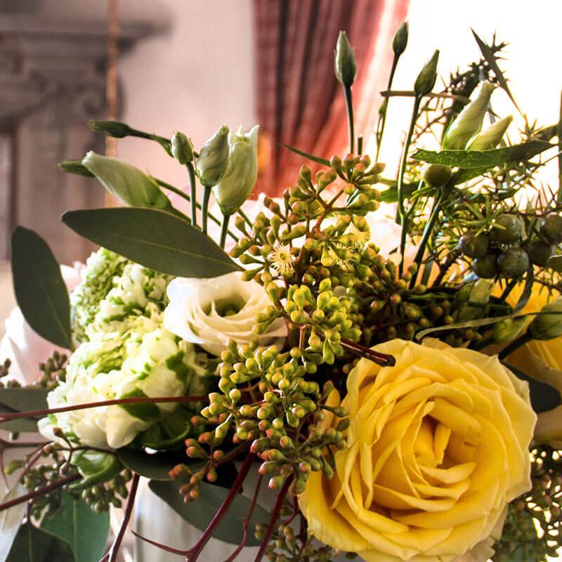 Hotel Majestic Roma - Flower Design
