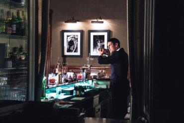 Hotel Majestic Cocktail Bar Bartender