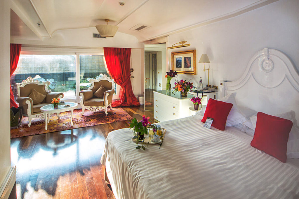 Hotel Majestic Roma - One Bedroom Suite
