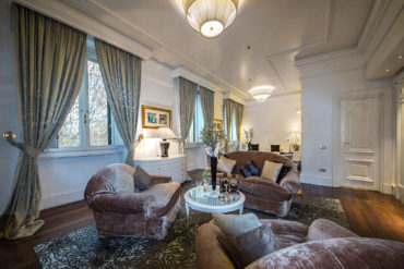 Hotel Majestic Roma - Junior Suite