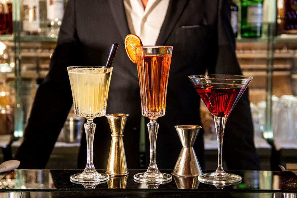 Art of Mixology at Hotel Majestic Roma