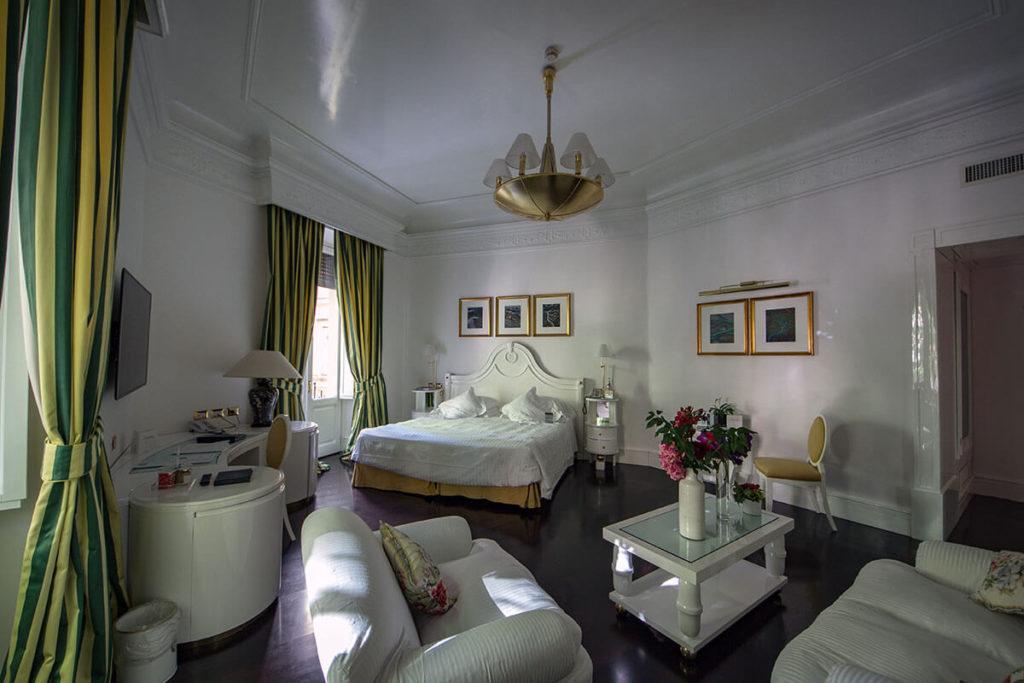 Junior Suite Hotel Majestic Roma