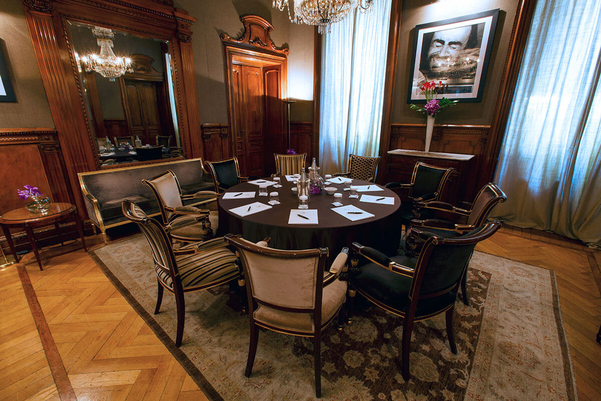Hotel Majestic Roma - Chopin Function Room