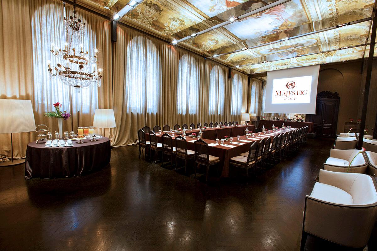 Verdi function room
