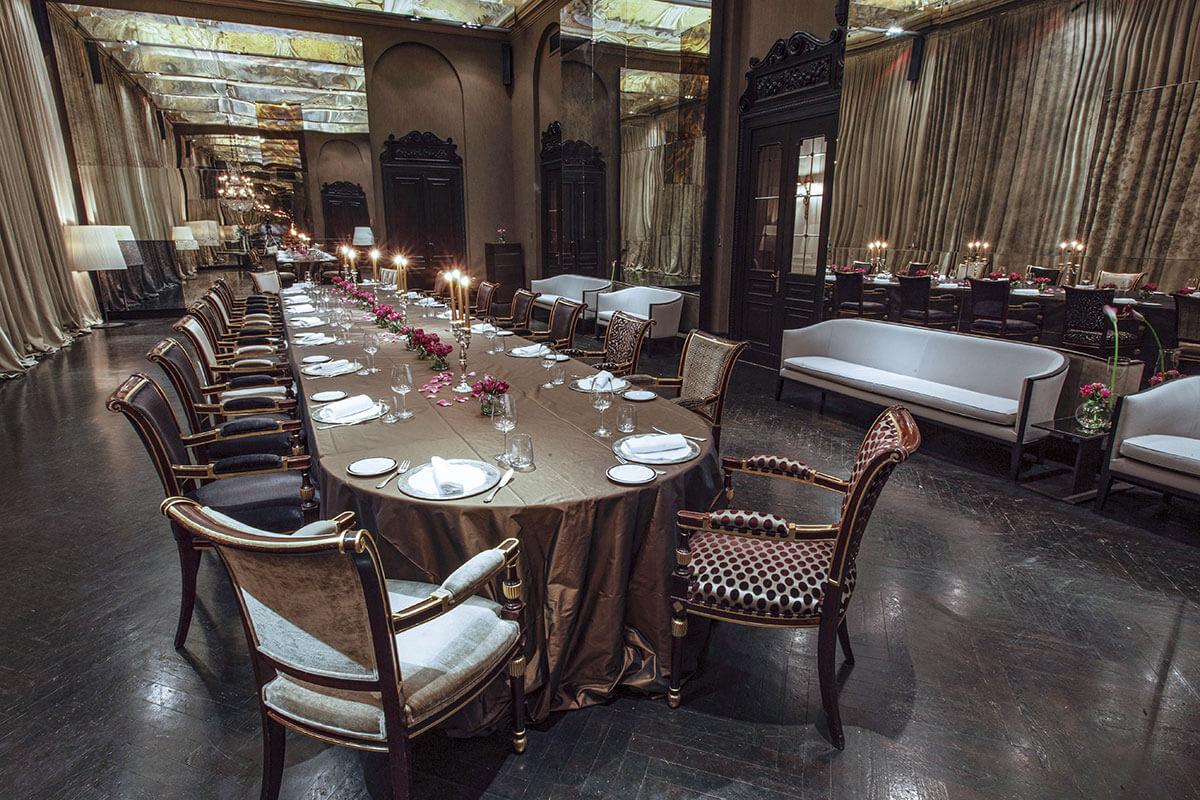 Hotel Majestic Roma - Verdi Function Room