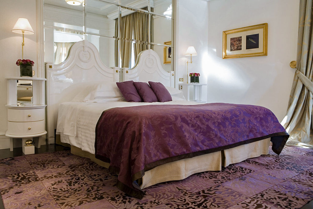 Hotel Majestic Roma - Superior Room