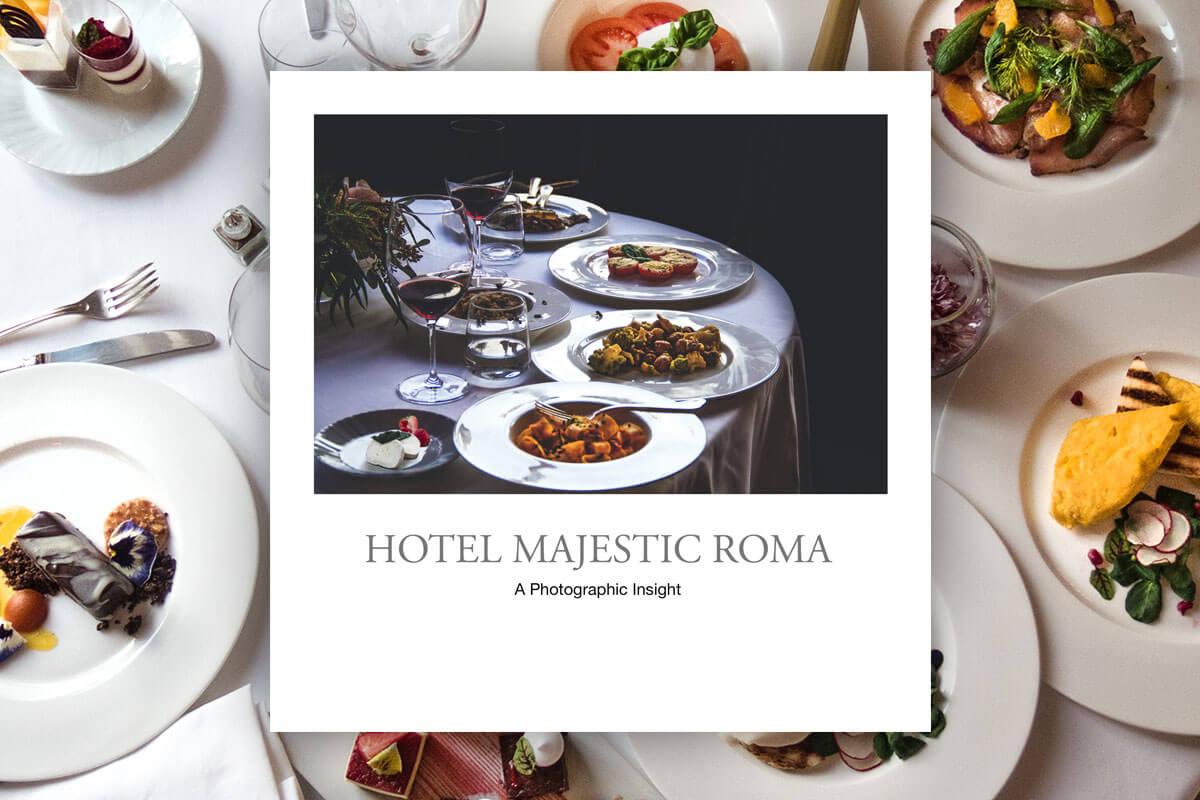 Majestic Photo Book Hotel Majestic Roma