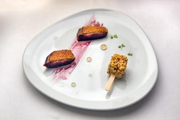Creazioni del Food Lab- Hotel Majestic Roma