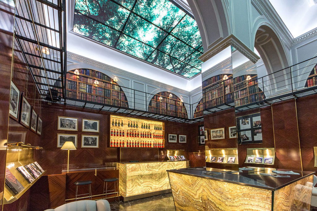 The Orologi Hall - Hotel Majestic Roma