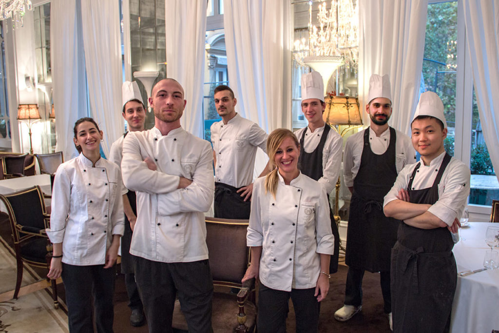 The Food Lab Team - Hotel Majestic Roma