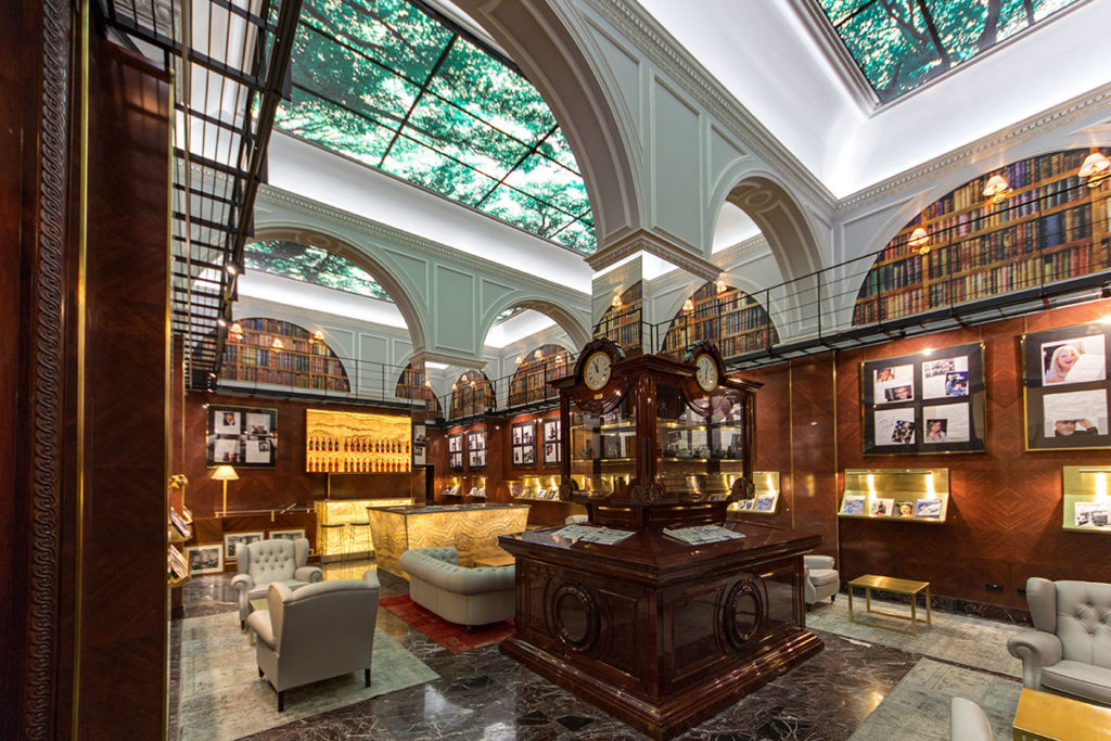 The Orologi Hall - Hotel Majestic Roma