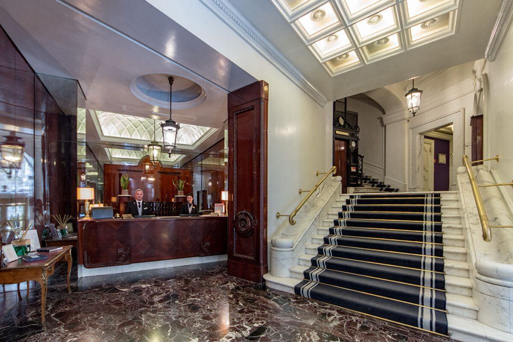 Hotel Majestic Roma - Conciegerie