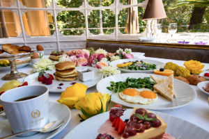 Easter Brunch - Hotel Majestic Roma