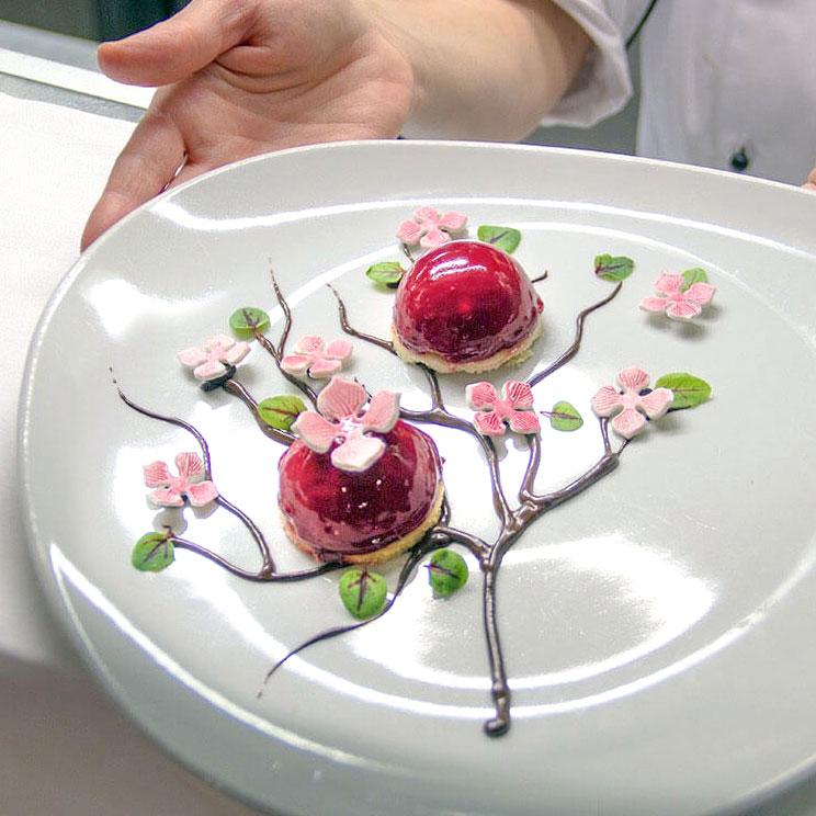 Una dolce creazione del Food Lab - Hotel Majestic Roma