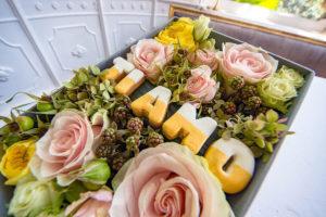 Sweet & Flowers Box - idoflowers.it
