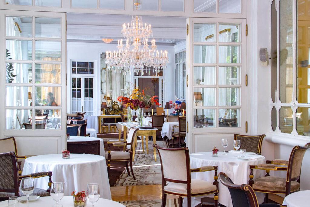 Hotel Majestic Roma Restaurant