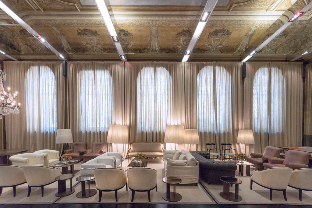 Verdi Hall - Hotel Majestic Roma
