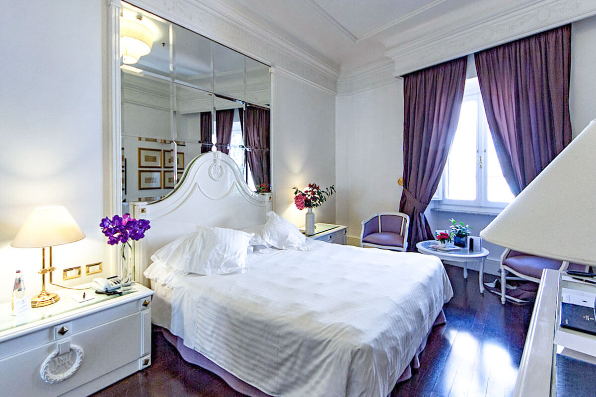 Deluxe Double Room - Hotel Majestic Roma