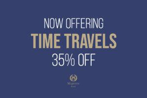 Time Travels - 35% Off - Spacial Offer